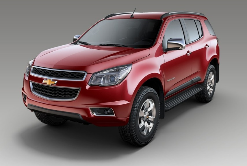 Chevrolet to lunch Beat facelift  display Trailblazer SUV at Auto