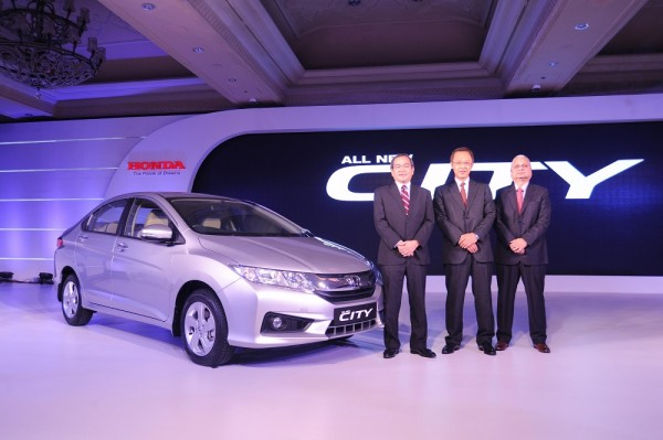 Honda City launch in Delhi