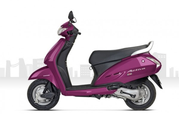 Honda new 125cc Scooter
