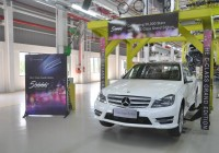 Mercedes-Benz India 50,000th car roll out 1