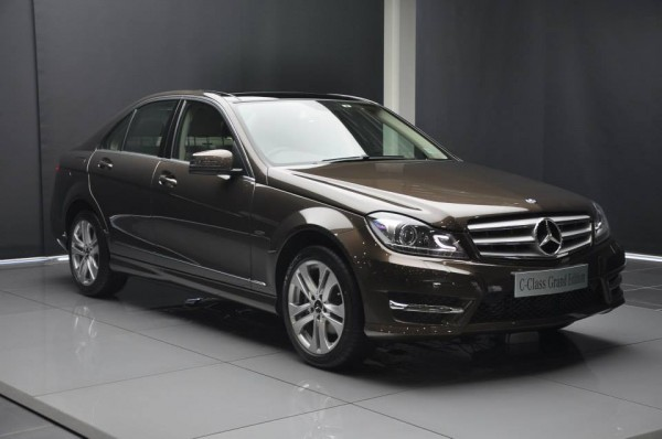 Mercedes-Benz India C-Class Grand Edition