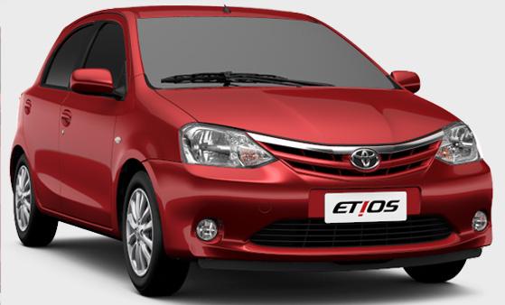 Toyota Etios Brazil