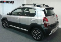 Toyota-Etios-Cross-spied-in-Brazil-rear