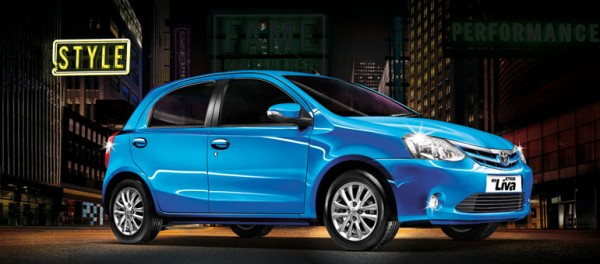 Toyota Liva new variants