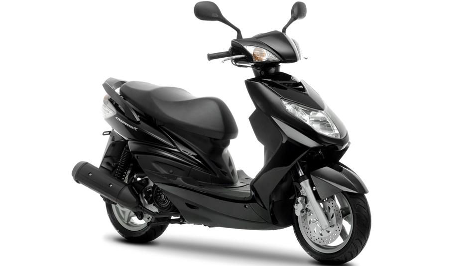 yamaha to launch new 125cc scooter tomorrow. Black Bedroom Furniture Sets. Home Design Ideas