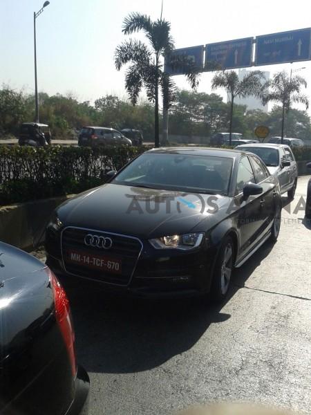Audi A3 caught testing (1)