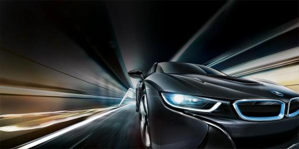 BMW i8 2014 Auto Expo