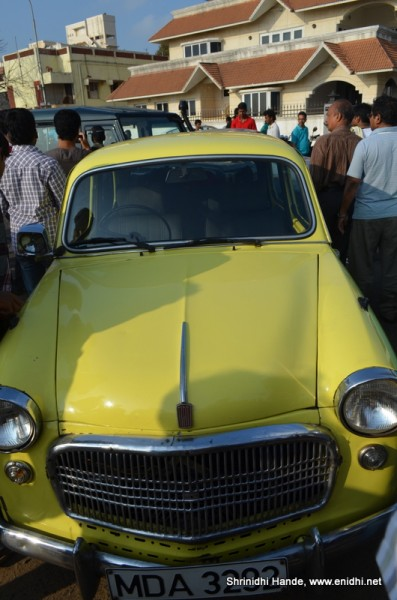 Beans car
