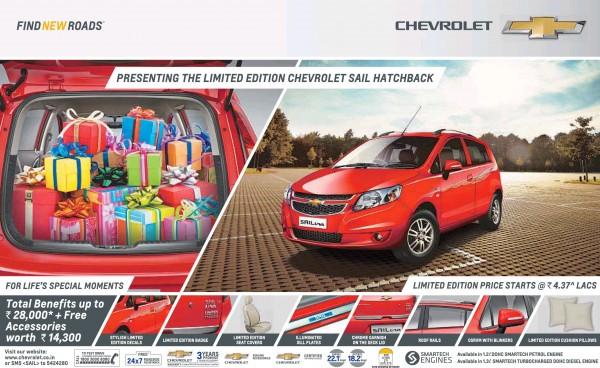 Chevrolet-Sail-U-VA-limited-edition