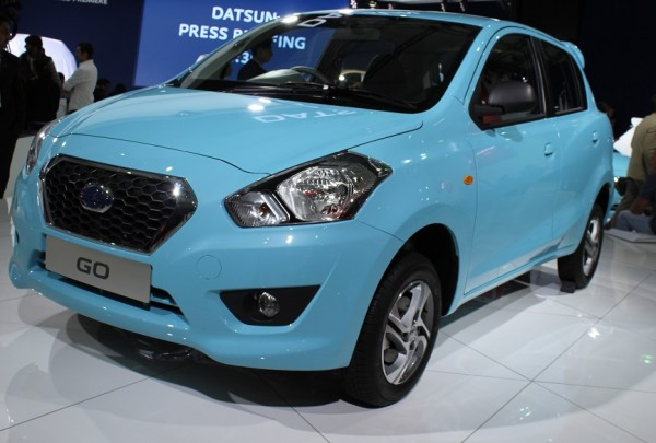 Datsun bookings India