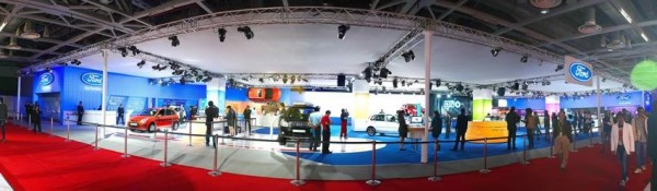 Ford @ 2014 Auto Expo