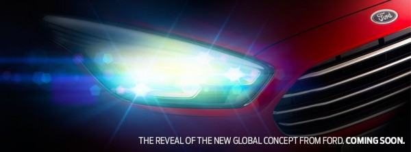 Ford Global unveil at 2014 Auto Expo