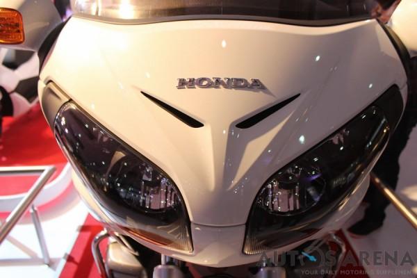 Honda HMSI @ Auto Expo