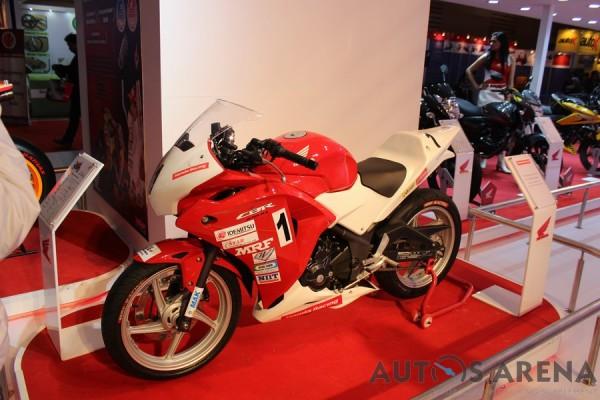 Honda India racing