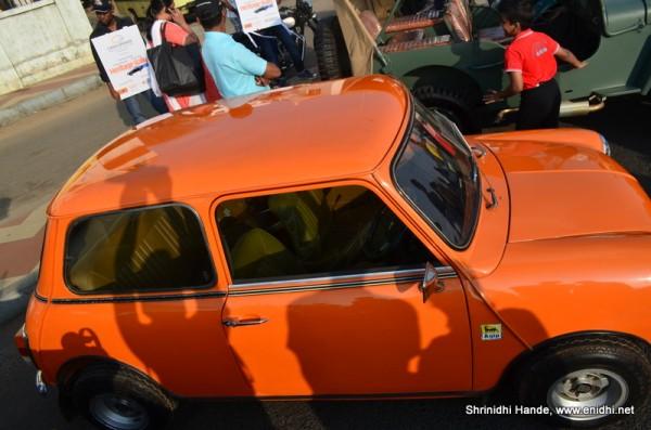 Mini 1000 orange