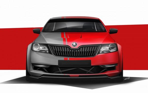 Skoda Rapid Sport compact Sedan