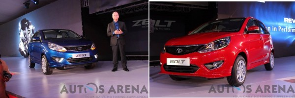 Tata Motors Bolt & Zest