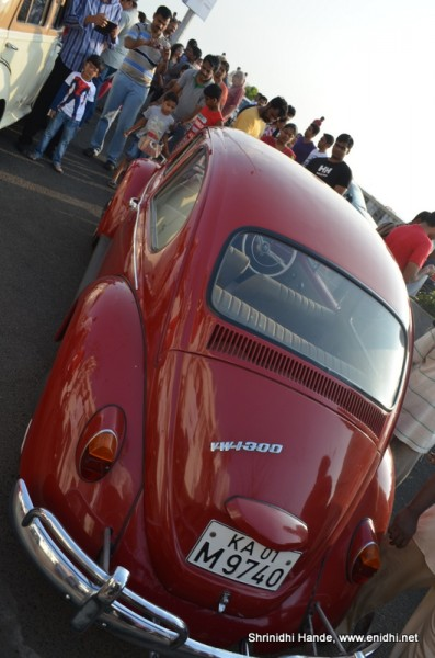 Volkswagen beetle from Karnataka