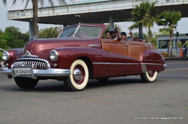 buick eight open top
