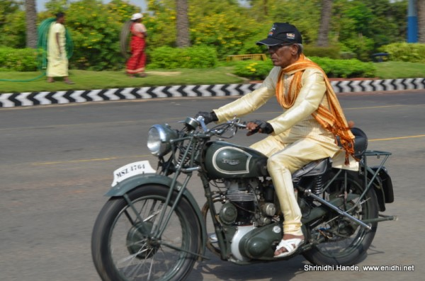 triump rider