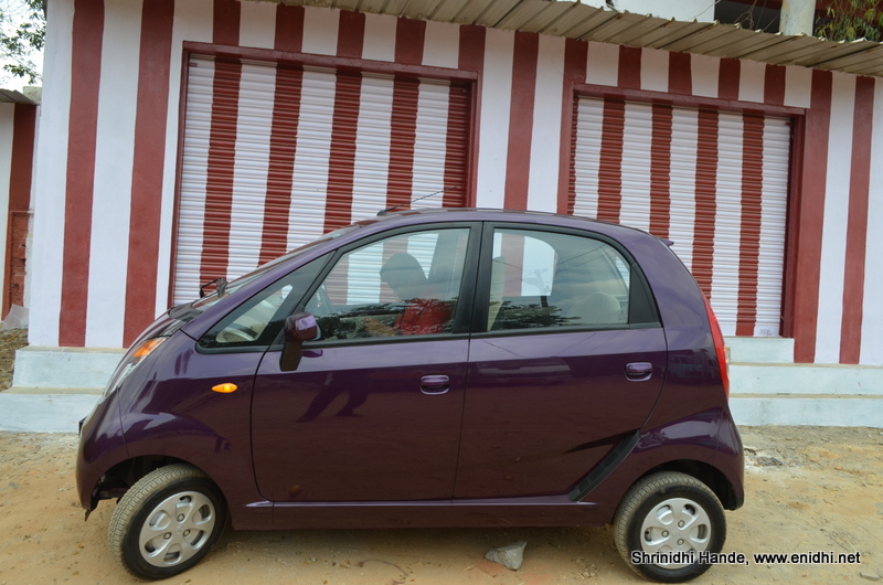 tata nano technology