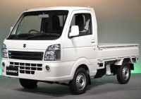 Image of Suzuki Carry used for representation purpose only