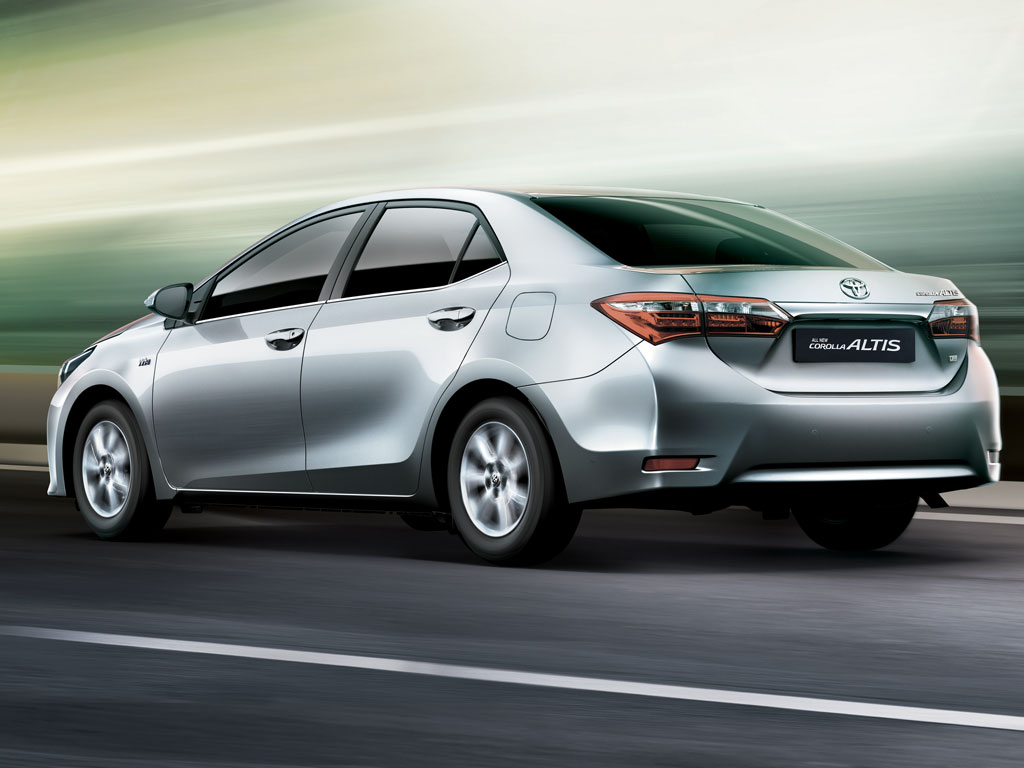 Toyota Launches The New Benchmark In D-Segment, Corolla