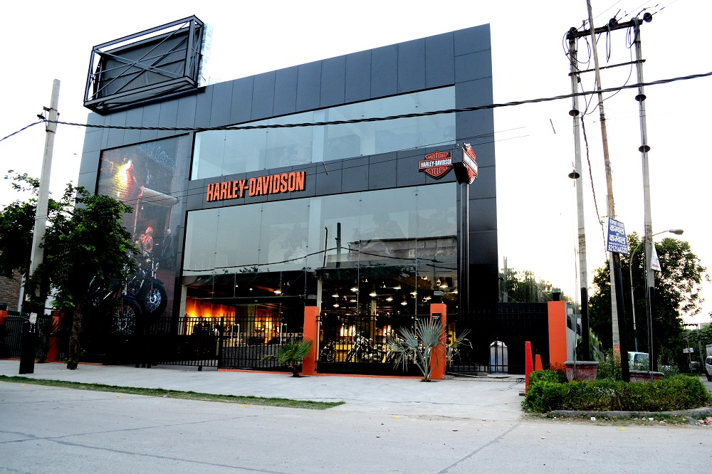 Harley-Davidson opens new dealership facility in Delhi-NCR