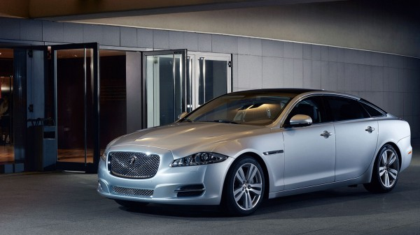 Jaguar XJ made in India