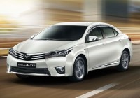 New Toyota Corolla Altis Launcehd