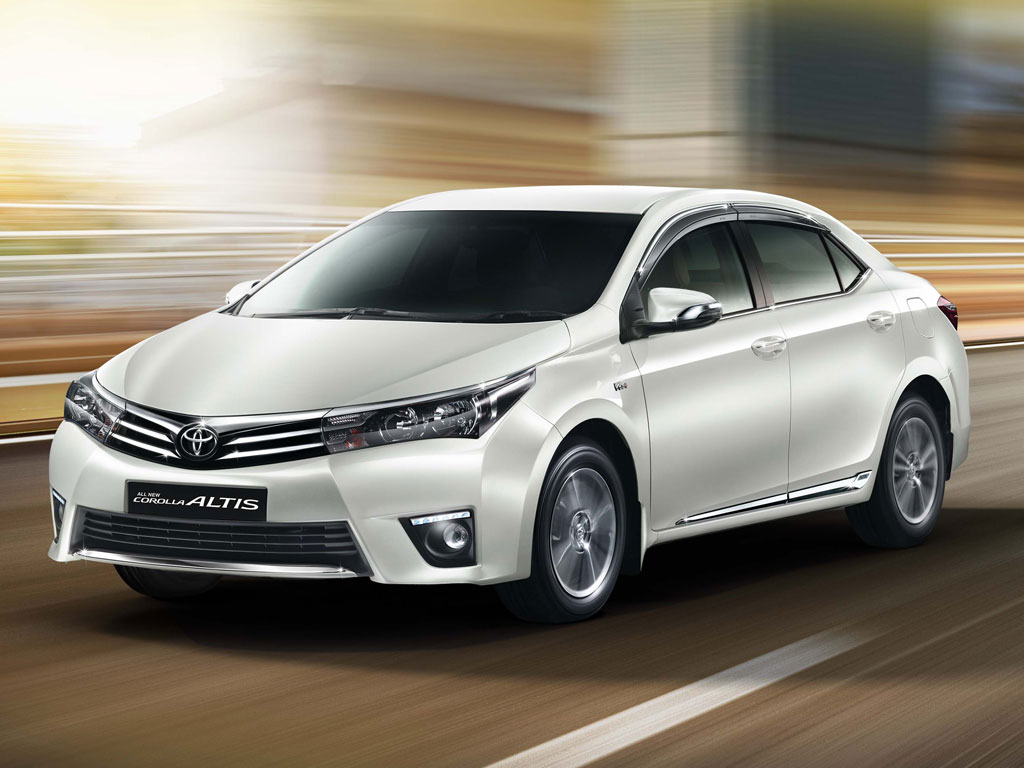 Toyota Launches The New Benchmark In D Segment Corolla