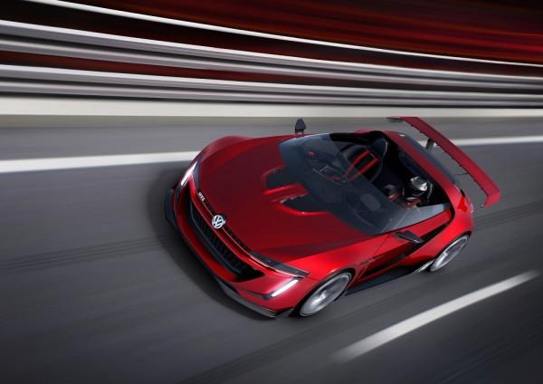 Volkswagen Woerthersee Gti Roadster Concept (1)