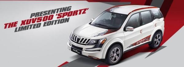 Mahindra XUV5OO Sportz Edition