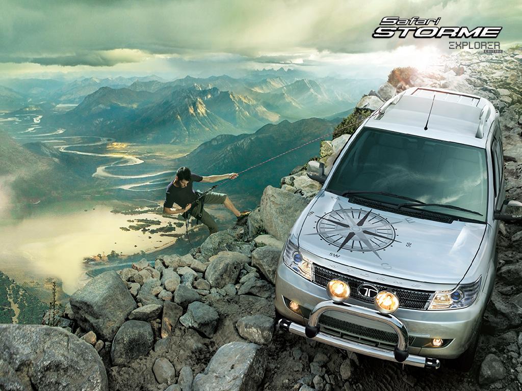 Tata Motors launches Safari Storme brand store on eBay India -