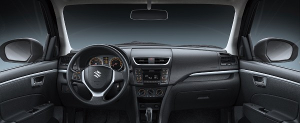 Suzuki Swift 1.2 dashboard Philippines