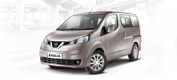 2014 Nissan Evalia 1
