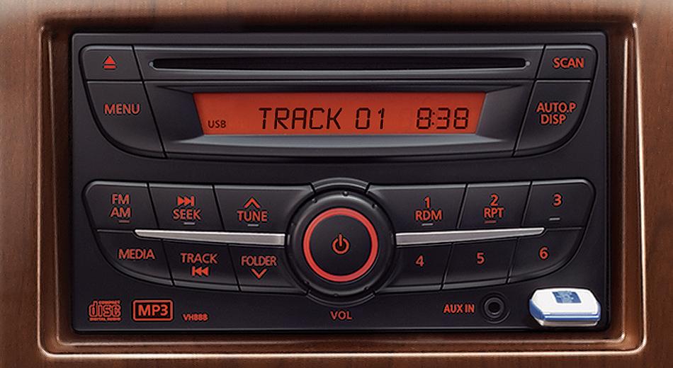 2014 Nissan Evalia Audio System Rhautosarena: Nissan Audio System At Elf-jo.com