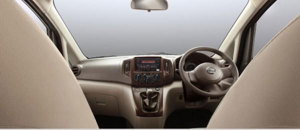 2014 Nissan dashboard