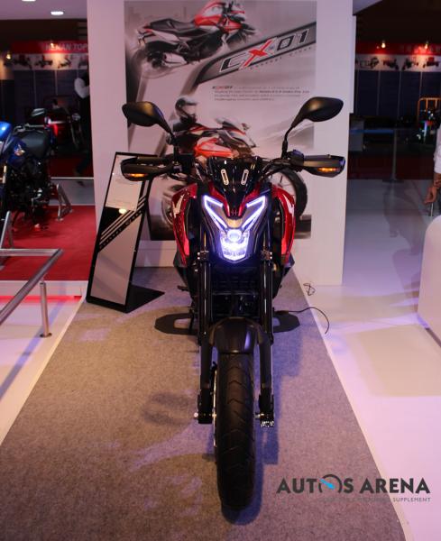 Honda CX-01 Concept
