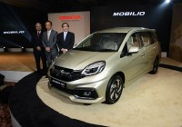 Launch of Honda Mobilio 2