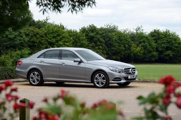 Mercedes-Benz E-Class  9-Speed TRONIC Gearbox