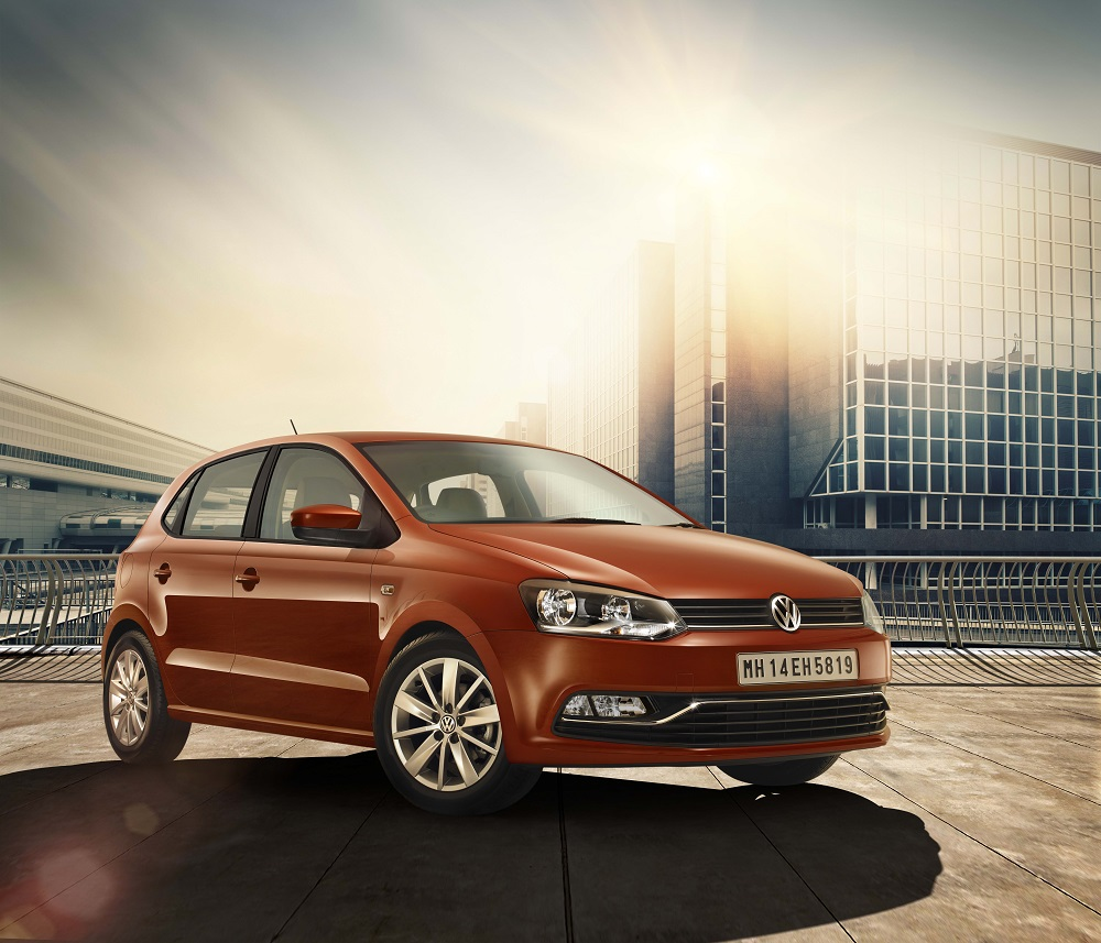 New 2014 Volkswagen Polo