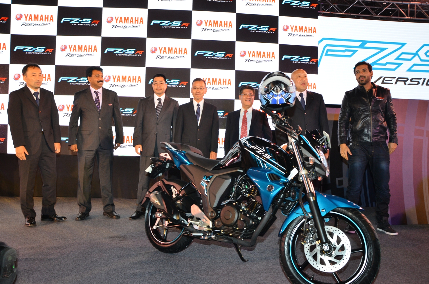 Yamaha Motor India launches FZ 2.0 & FZS 2.0