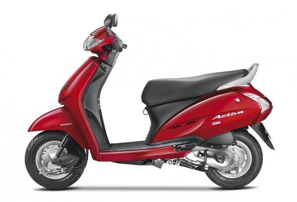 Honda Activa Number one