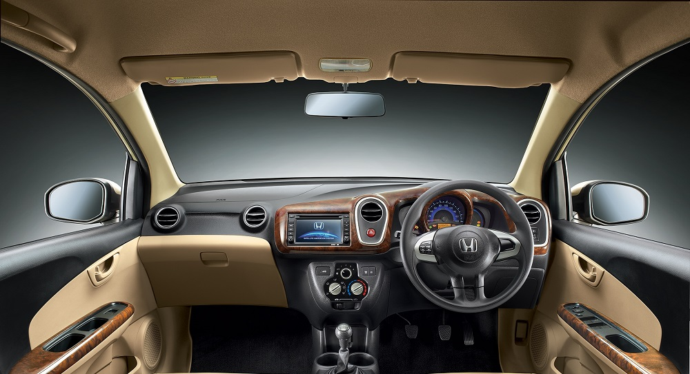 new car launches honda mobilioHonda Cars India introduces new grades in Mobilio lineup