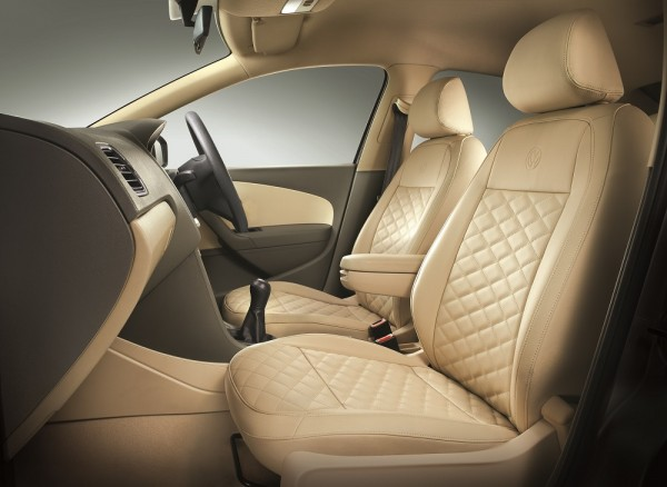 VW Vento Konect SEATING