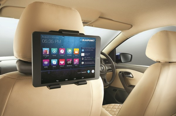 VW Vento Konect TABLET