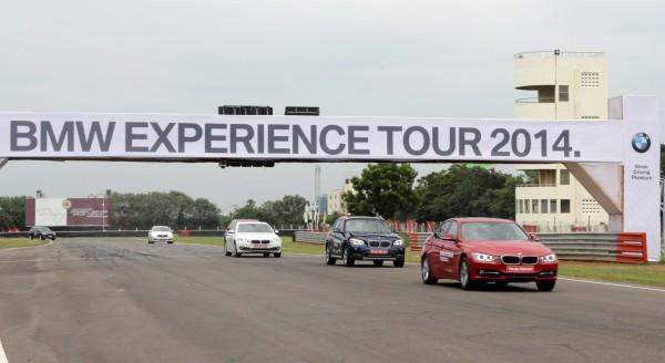 BMW Experience Tour Chennai