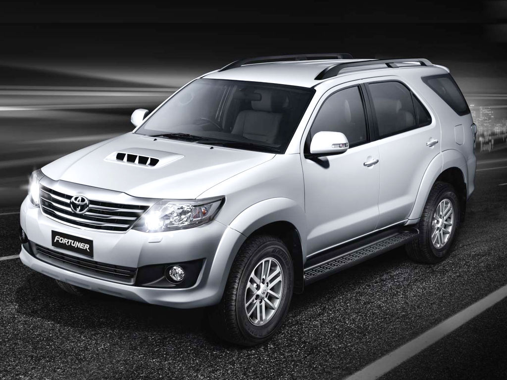Toyota Fortuner 2 5 Launch In October