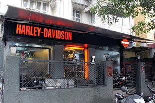 Harley Davidson Opens Brand Store Mumbai